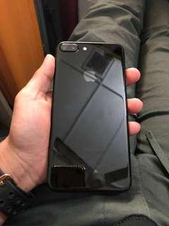 Iphone 7+ 128gb JetBlack MYSET
