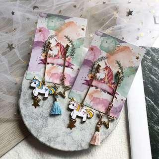 🚚 Allison Unicorn Earrings
