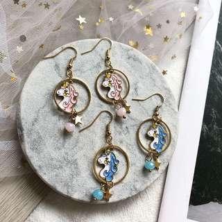 🚚 Cameila Unicorn Earrings