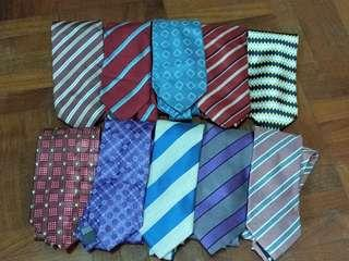 MOVING HOUSE SALE - Men's Assorted Ties