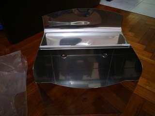 Stainless  S304  as kitchen Serviettes box