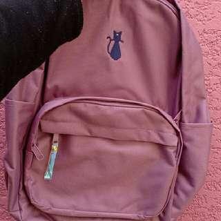SPAO x Sailormoon Luna Backpack