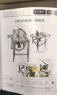 """12"""" Circular Saw Table with Extension Table"""