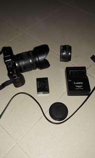 Panasonic Lumix Camera (DLSR)