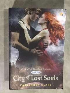 CITY OF LOST SOULS Bahasa Indonesia by Cassandra Clare