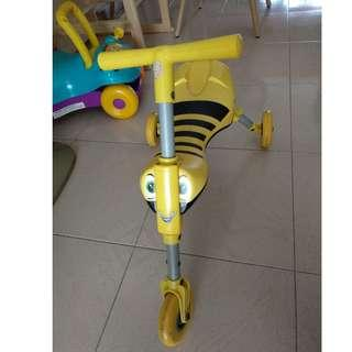 Bee toddler bicycle