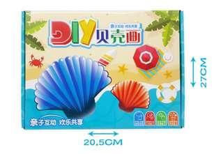 Sea Shells Eva Art Craft