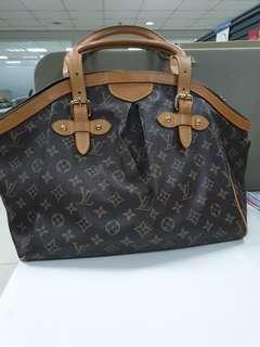 Authentic Quality Louis Vuitton Monogram Canvas Tivoli GM Bag