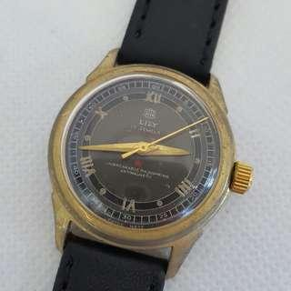 Lily Unbreakable Main Spring Swiss Vintage Watch