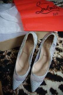 Sepatu Lo*boutin uk 39 (brand new)