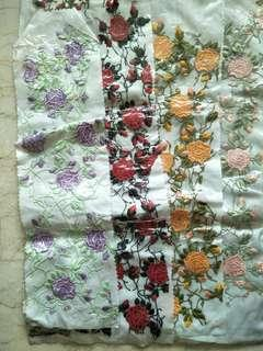 BN Applique Patchwork flowers