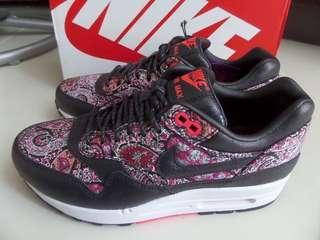 🚚 Nike Wmns Air Max 1 Liberty QS Black