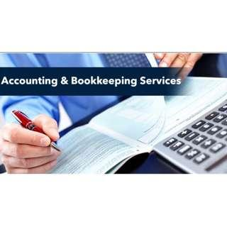 Bookkeeping / accounting outsource