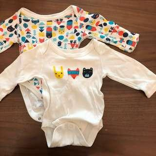 (Preloved) Baby Romper