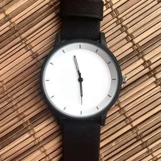 Cubism Monochrome watch