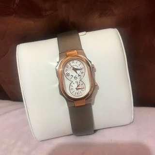 Philip Stein Rose Gold Watch
