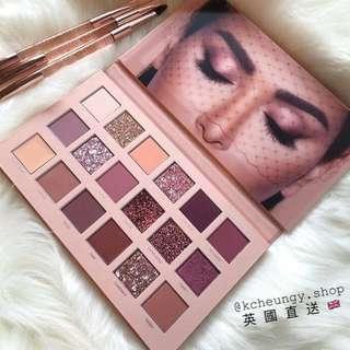 [代購🔅Huda Beauty] The New Nude Eyeshadow Palette 18色眼影盤