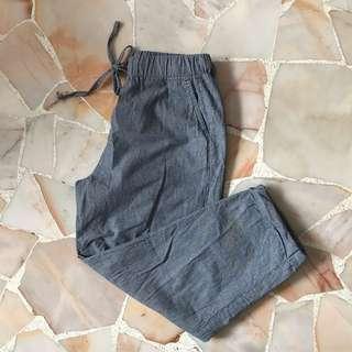 🚚 Pinstripe Cropped Pants