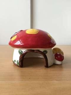 Hamster Mushroom House