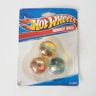 hot wheels bounce ball