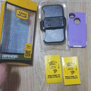original Otter Defender Rugged Protection iphone 4 and 4s