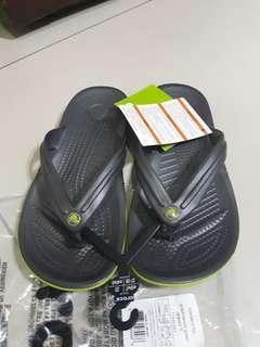 Crocs crocband unisex slipper w7/m4
