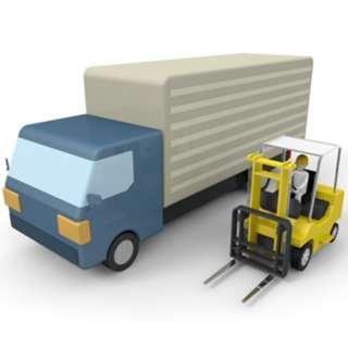 Forklift Driver cum Warehouse Assistant