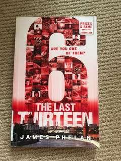 The Last Thirteen