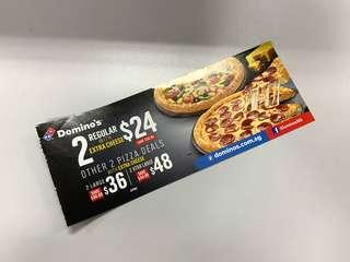 Domino's Pizza Discount Coupon