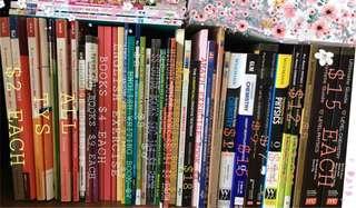 secondary assessment books!!!