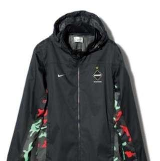 Fcrb x Nike Bristol jacket 2014 S/S