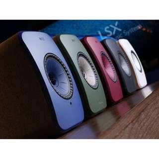 🚚 KEF LSX Wireless Smart Stereo Speakers. Best Price Singapore SG