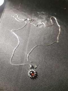 Unisilver Necklace for sales