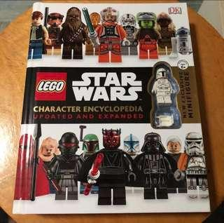 Lego Star Wars Encyclopedia updated expanded version.