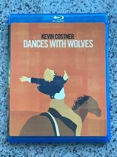 與狼共舞 加長版bluray