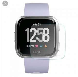 Fitbit Versa /Versa Lite Tempered Glass Screen Protect Protector Premium Quality 1 piece