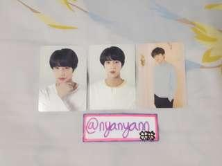 [WTS Only] BTS Love Yourself World Tour (Korea) Mini Photocard