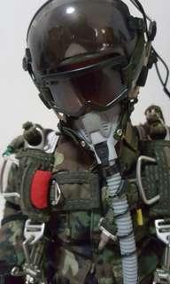 1/6 HALO jumper soldier
