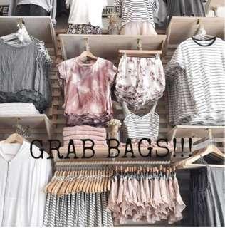Grab bags 🌹