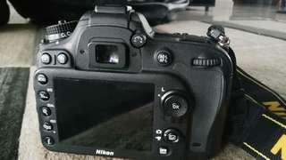 NIKON D7100 (Include Accessories)
