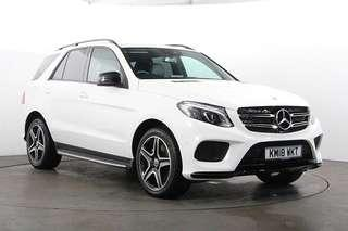 Mercedes-Benz GLE 250D NIGHT PACKAGE (DIESEL) AUTO