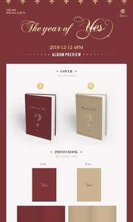 [PO] Twice The Year of Yes Special Album