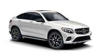 Mercedes-Benz GLC 43 COUPE AMG AUTO
