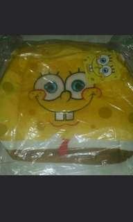 Sponge bob sling bag