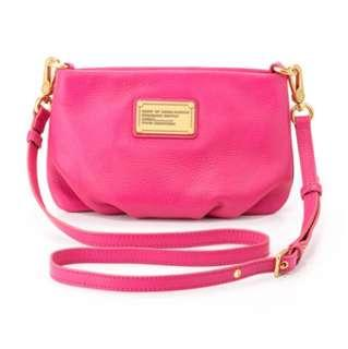 Authentic Marc By Marc Jacobs Percy Q Sling Bag