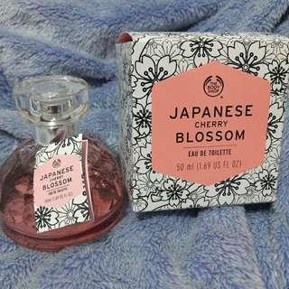EDT Japanese Cherry Blossom The Body Shop