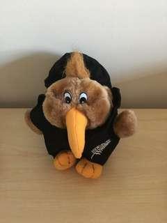 New Zealand All Black Kiwi Stuffed Toy