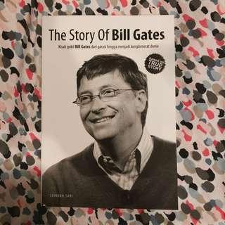Buku The Story of Bill Gates
