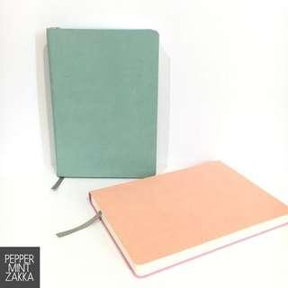 Lurveau Thick A5 Bujo Notebook 100gsm 240pages 1pcs [Blank/Dotted/Square]