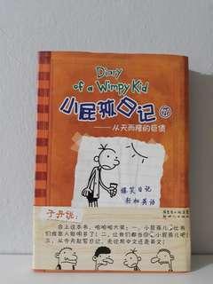 Diary Of A Wimpy Kid ( 7 ) #XMAS25